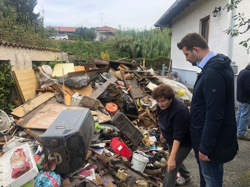 Alluvione Borgosesia: all