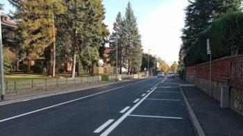 Borgosesia asfalta