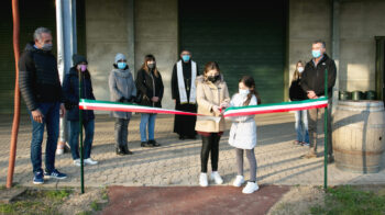 Maggiora inaugura
