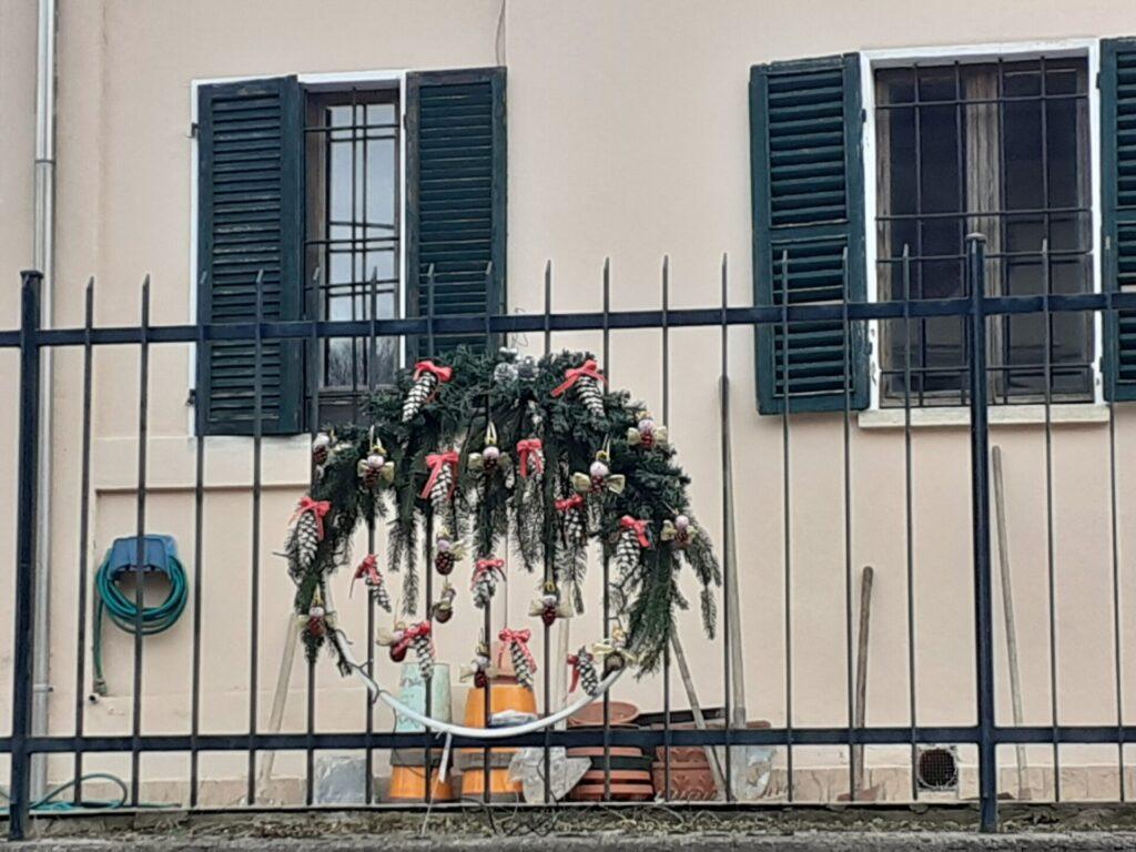 decorazioni Natale Plello