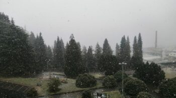 Neve in Valsesia
