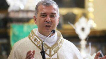 Quarona festeggia don Matteo, sacerdote da trent'anni