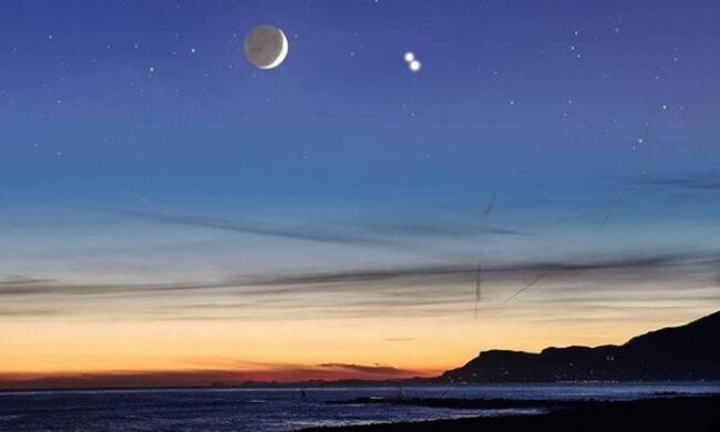 Stella Cadente Di Natale.Che Cos E La Stella Di Natale La Grande Congiunzione Di Giove E Saturno Del 21 Dicembre Notizia Oggi Borgosesia