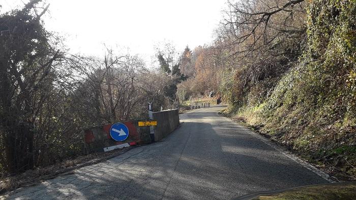 Strada Pray-Curino