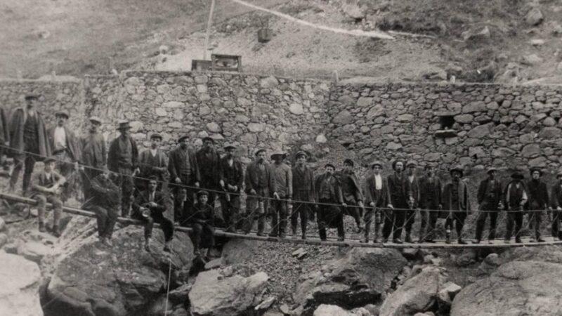 Cravagliana miniera