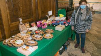 Pani e dolci benedetti a Cavallirio