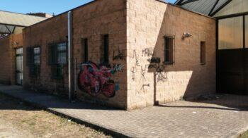 Borgosesia vandali deturpano gli spogliatoi di San Secondo