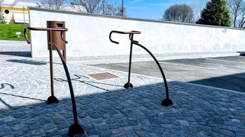 Gattinara porta-biciclette