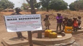Acqua in Sudan