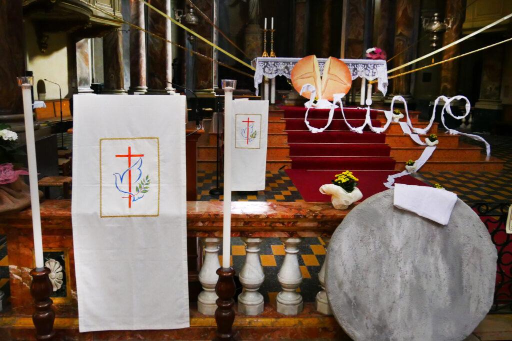Le tappe della Pasqua