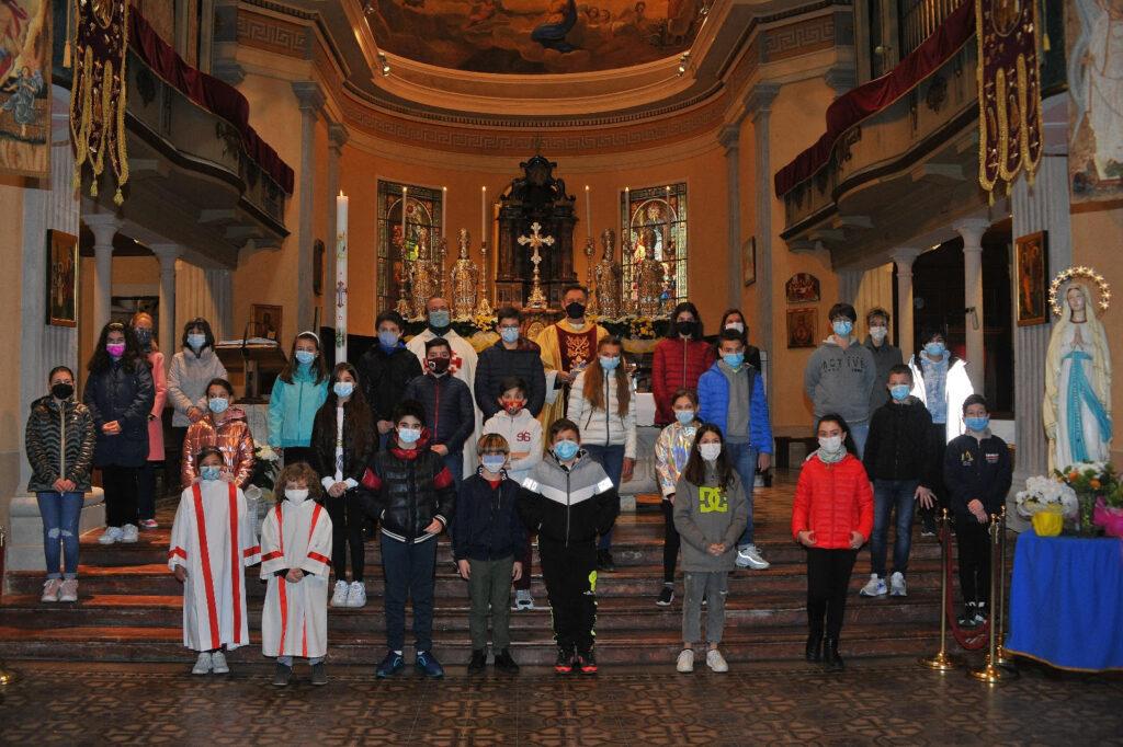 Romagnano prima comunione