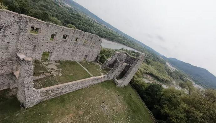 Serravalle riqualifica il castello di Vintebbio: ecco come sarà