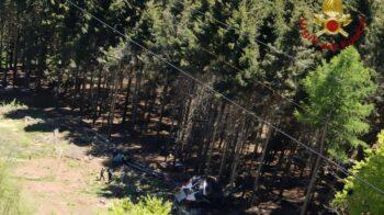 Tragedia del Mottarone, la testimonianza del runner valsesiano: l'angoscia di vedere i elicotteri e soccorritori