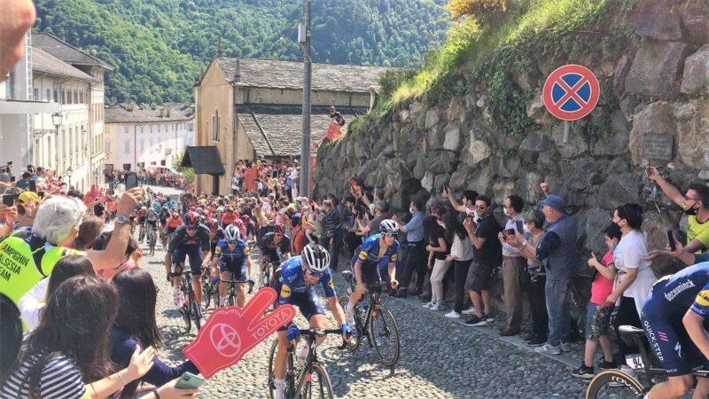 Valsesia vuole il Giro d'Italia anche nel 2022