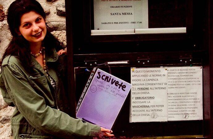 Serravalle, l'appello di una 17enne: cerco idee per rendere migliore il nostro paese