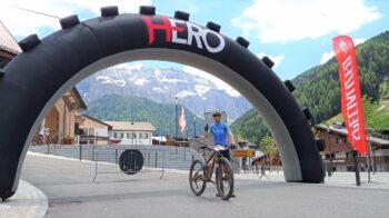 Moris Baragiotta fa l'impresa sulle Dolomiti