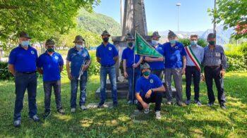 """Alpini Doccio ricordano le penne nere """"andate avanti"""""""