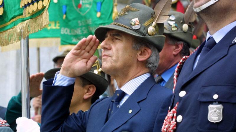 Addio al presidente emerito dell'Associazione alpini