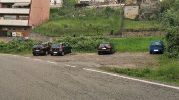 Valdilana parcheggio