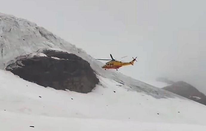 escursionisti soccorsi