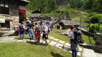 Rivive il Giardino alpino di Alagna, gioiello durante le giornate Fai