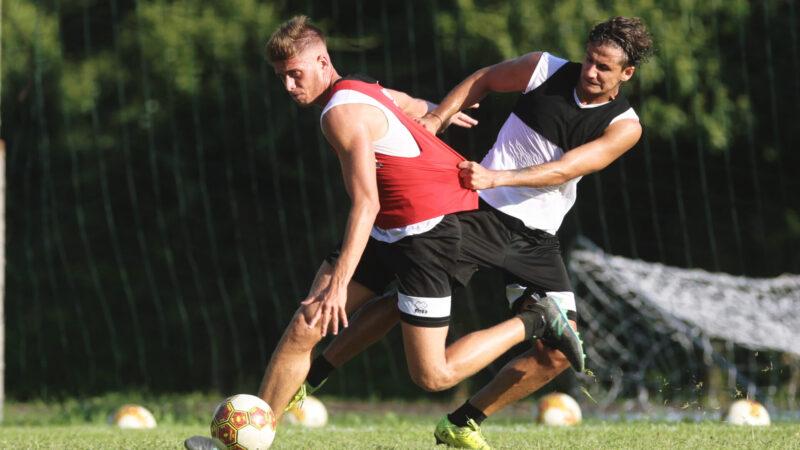 Pro Vercelli torna a Varallo per il ritiro estivo. I giocatori al Sacro Monte