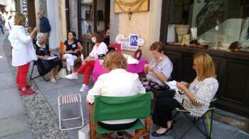Lezioni di puncetto durante le vacanze a Varallo: proposta della Società operaia