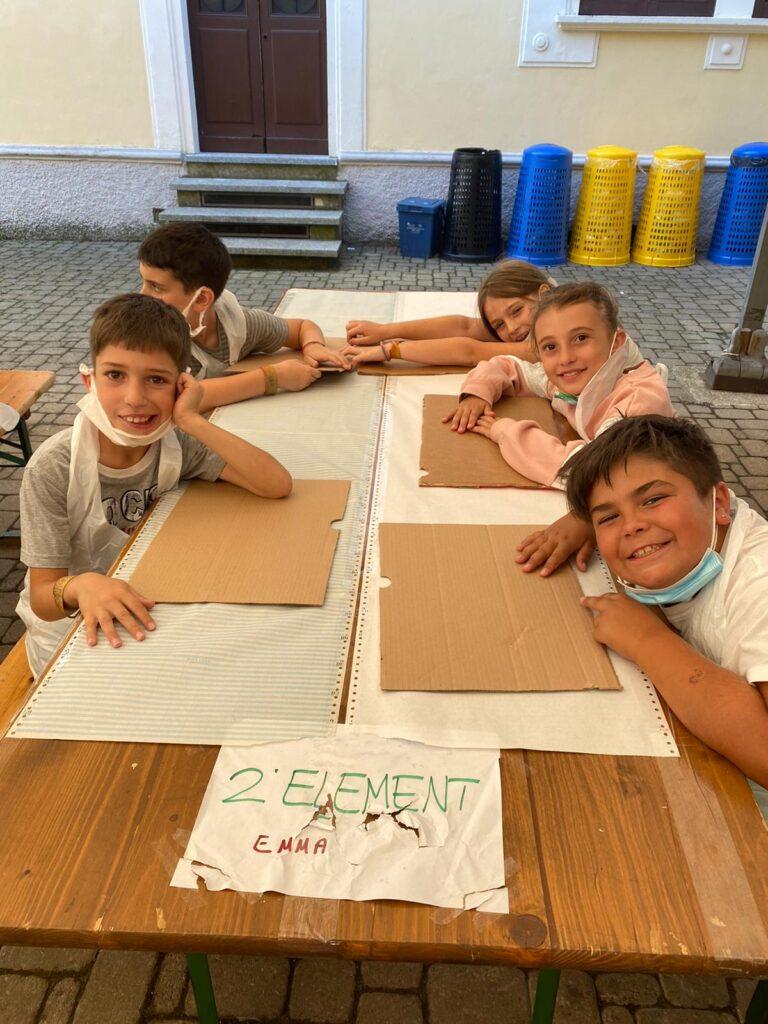 Quarona 110 iscritti al Grest: le foto di bambini e animatori