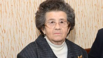 Serravalle lutto per Ergila, morta nella stessa camera in cui spirò il marito 13 anni fa