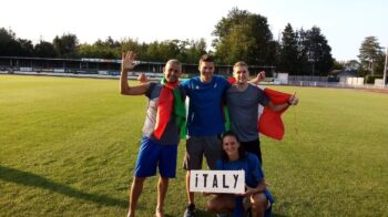 Famiglia valsesiana tiene alto il tricolore nelle gare più dure del mondo