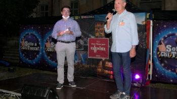Una voce per l'Alpàa tiene banco a Romagnano: le foto