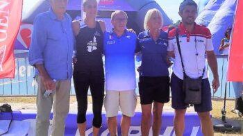 Maria Costanza Moroni fa il record del mondo Master