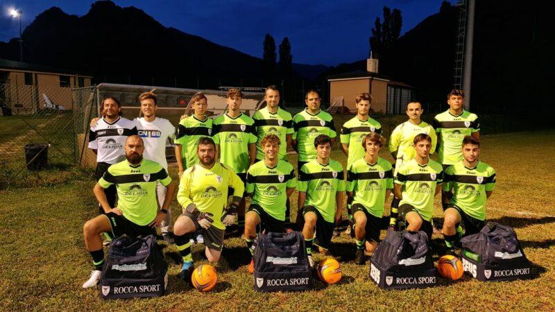 Nuova squadra di calcio a Varallo: Rocca Sport giocherà con gli Amatori